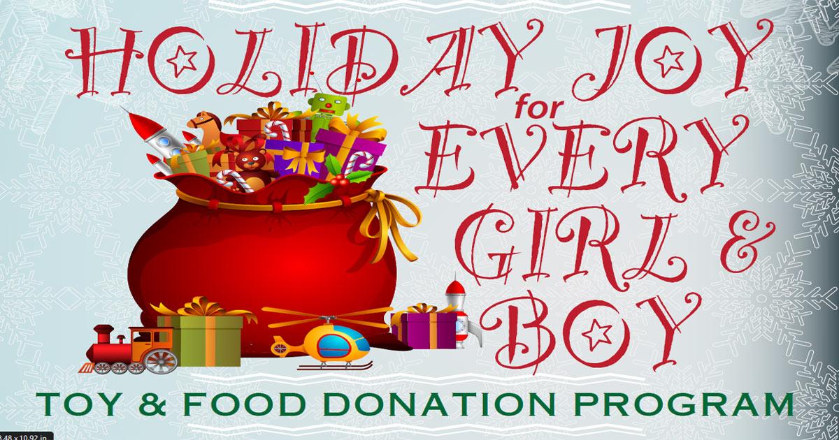 Toy Donation Application : Toy food donation program self help inc